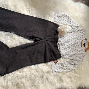 Dress gray pants